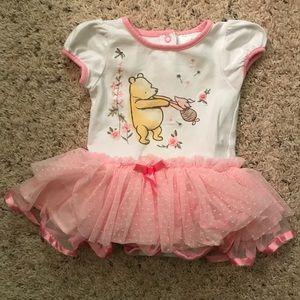 Disney Winnie the Pooh dress 👗 with onesie